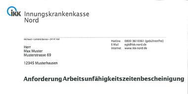 Online Services Ikk Nord