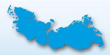 Karte Mv Kostenlos.Servicecenter Und Servicepoints Ikk Nord